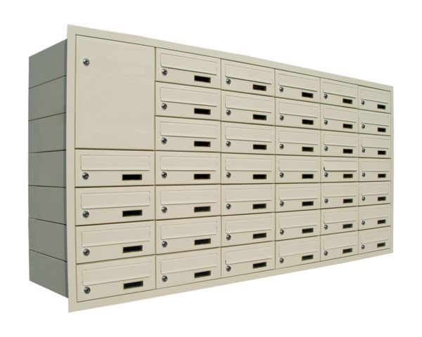 mailboxes-designed-to-be-mounted-in-a-wall